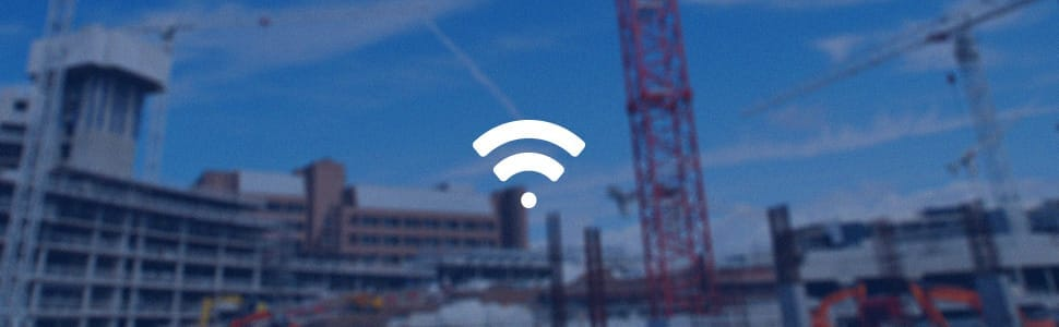 Wireless Construction Site Security