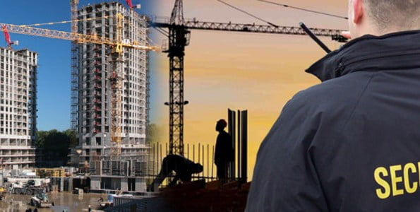 Benefits of Construction Site Security Companies