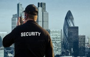 Security Guard in London
